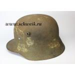 "Немецкая каска ""Рогач"" м18 German helmet ""stag"" M18 -ПРОДАН- SOLD- Verkauft"